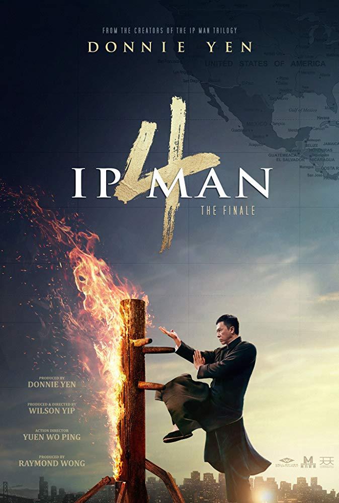 Ip Man 4 (2019) Hollywood Full Movie 1080P HC HDRiP 1.7GB Download