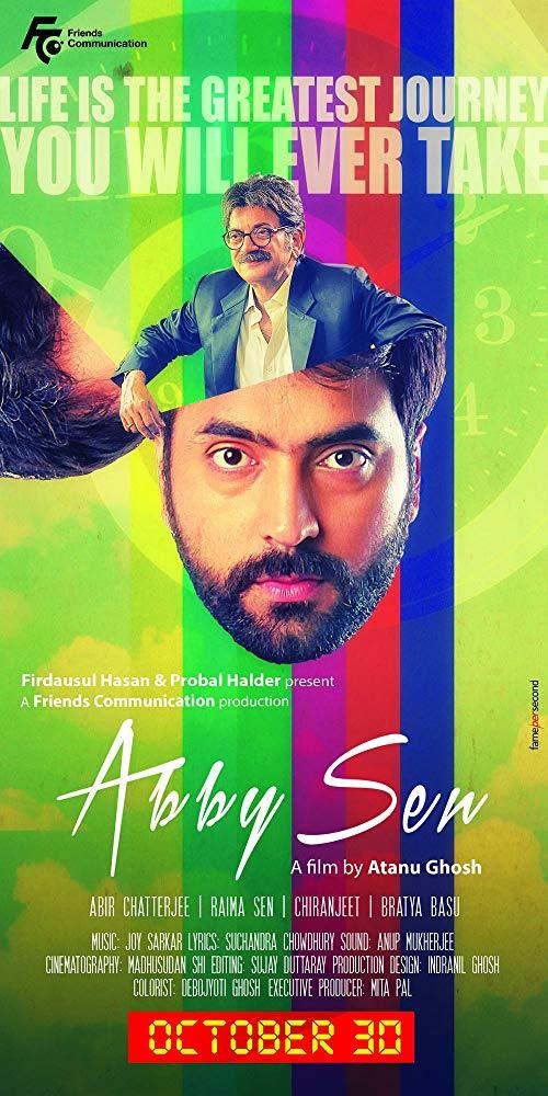 Abby Sen (2015) Bengali Full Movie HDRip –  1080P – x264 – 700MB – Download